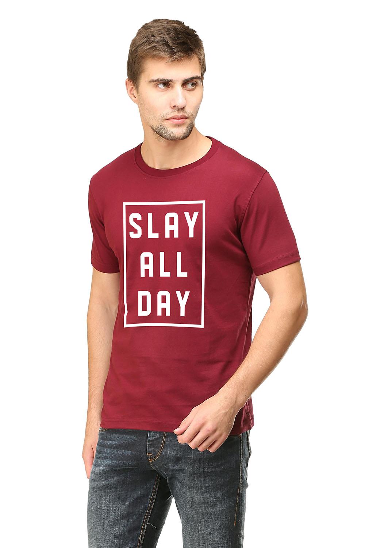 Slay All Day Graphic Tshirt