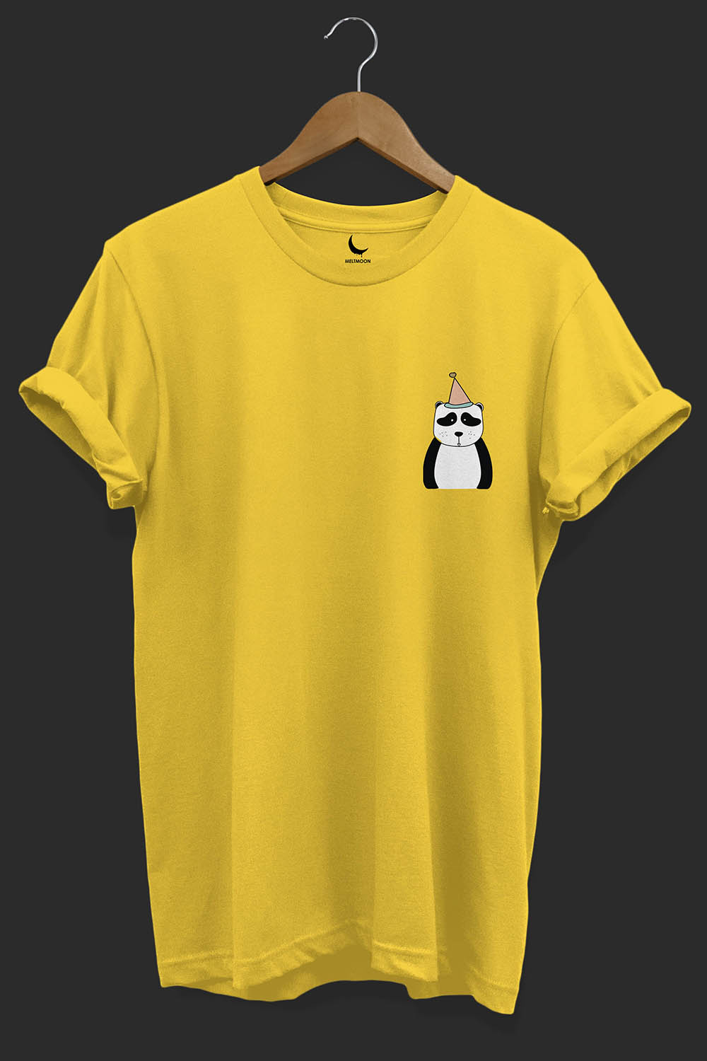 Pocket Panda Graphic T-shirt