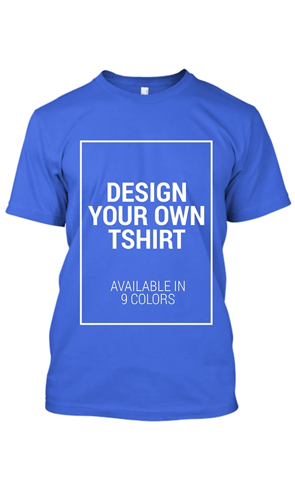 Create your own tshirt